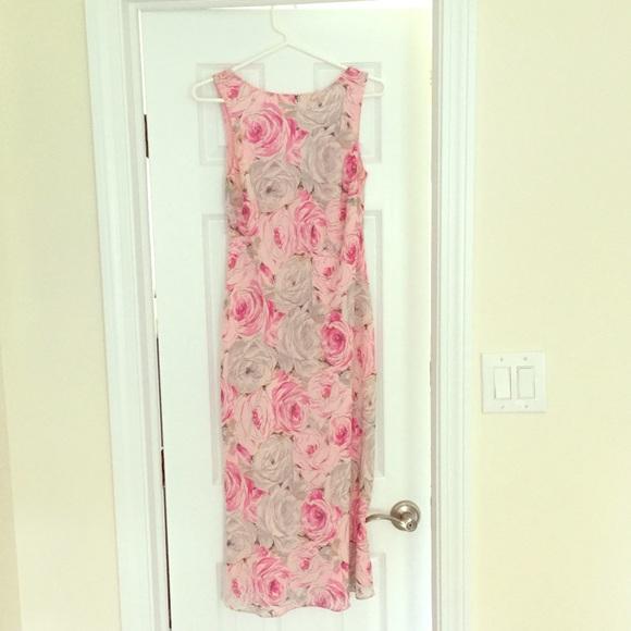 LOFT Dresses & Skirts - Spring summer floral dress